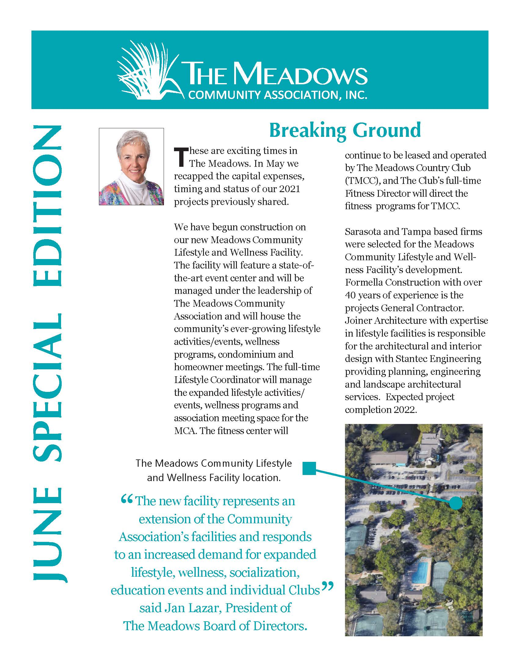 April 2021 Meadoword issue